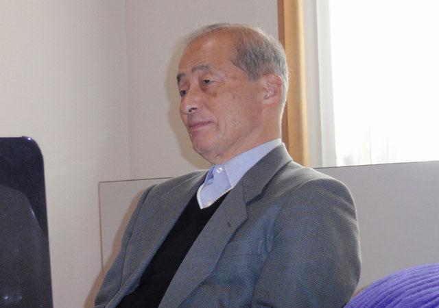柿木章 先生